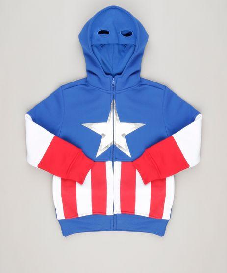 Blusao-em-Moletom-Capitao-America-Azul-8469721-Azul_1