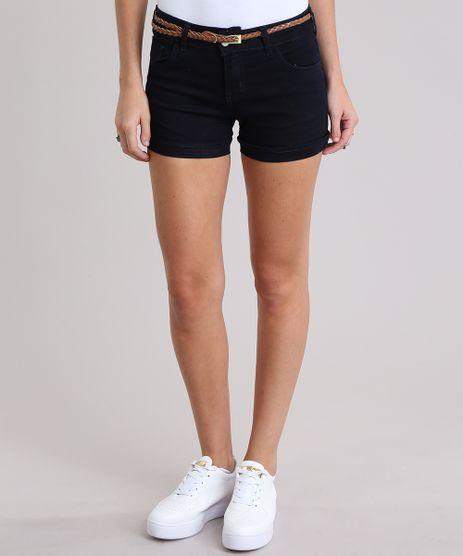 Short-Jeans-Reto-com-Cinto-Azul-Escuro-9073639-Azul_Escuro_1