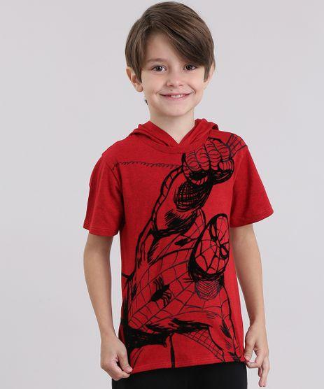 Camiseta-Homem-Aranha-com-Capuz-Vermelha-9041926-Vermelho_1