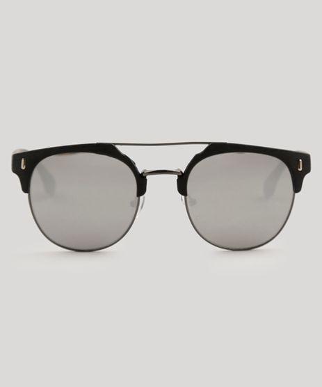 Oculos-de-Sol-Redondo-Masculino-Oneself-Preto-9124778-Preto_1