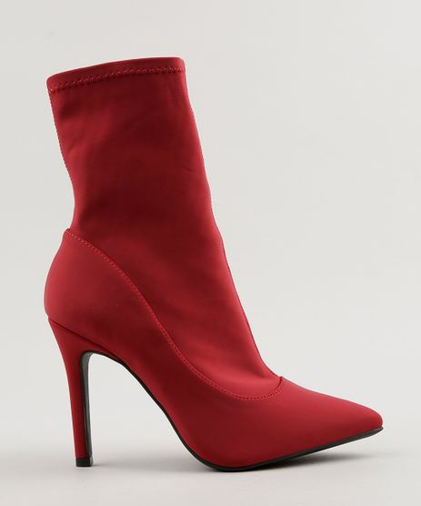 Bota-Meia-com-Bico-Fino-e-Salto-Alto-Vermelha-9060286-Vermelho_1