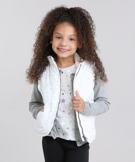 Colete-Infantil-Puffer-Estampado-de-Estrelas-Off-White-8866682-Off_White_1