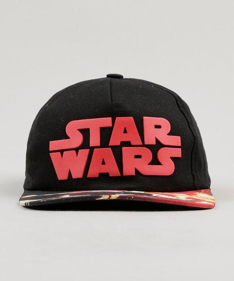 Bone-Infantil-Star-Wars-Preto-9055667-Preto_1
