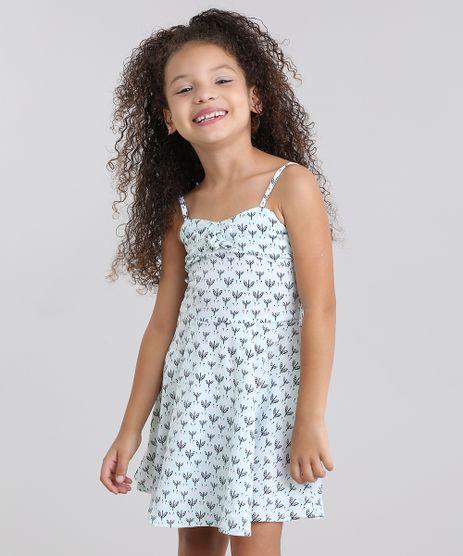 Vestido-Infantil--Estampado-Floral-com-Alca-Azul-Marinho-8802160-Azul_Marinho_1