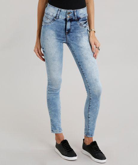Calca-Jeans-Feminina-Super-Skinny-Pull-Up-Azul-Claro-9046066-Azul_Claro_1