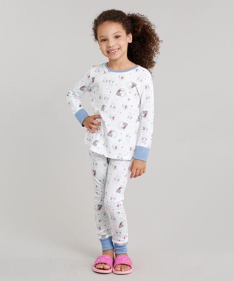 Pijama-Estampado-Corujinhas-em-algodao---sustentavel-Off-white-9045409-Off_White_1