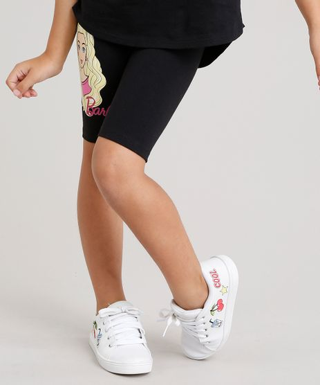 Bermuda-Barbie-em-Algodao---Sustentavel-Preta-9043978-Preto_1