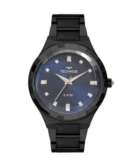 d93ba53f603 Relógio Technos Feminino Crystal 2036MJL 4A
