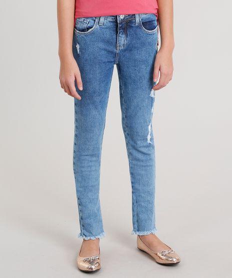 Calca-Jeans-Infantil-com-Ilhoses-Azul-Medio-9046332-Azul_Medio_1