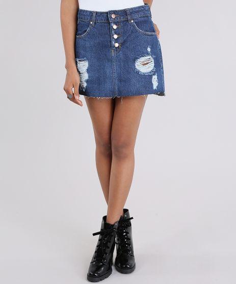Saia-Jeans-Destroyed-Azul-Medio-9006251-Azul_Medio_1