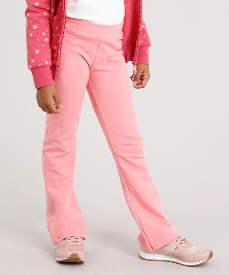 Calca-Infantil-Flare-em-Moletom-Rosa-9048676-Rosa_1