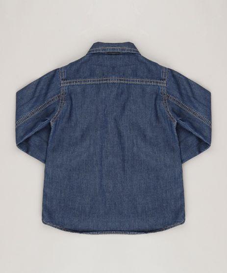 Camisa-Jeans-Infantil-com-Bordado-Azul-Medio-9062169-Azul_Medio_2