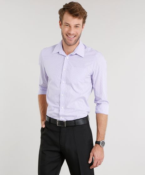 Camisa-Masculina-Comfort-Listrada-Manga-Longa-Lilas-8826538-Lilas_1