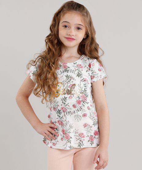 Blusa-Infantil-Estampada-Barbie-com-Paete-Manga-Curta-Decote-Redondo-Off-White-9043459-Off_White_1