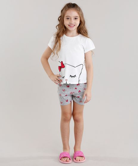 Pijama-Infantil-Gatinha-Off-White-9045393-Off_White_1