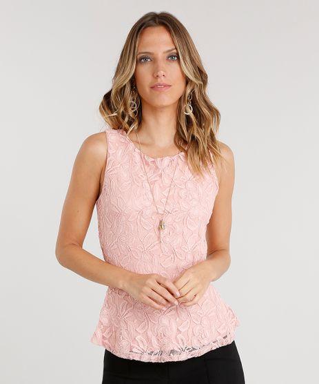 Regata-Feminina-Peplum-em-Renda-com-Decote-Redondo-Rose-8713304-Rose_1