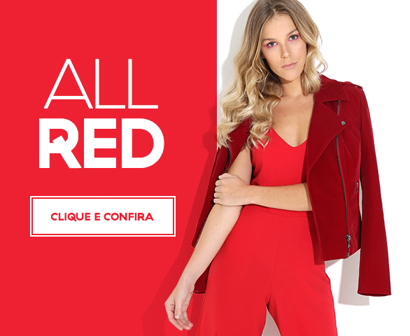 Banner carrossel - All red