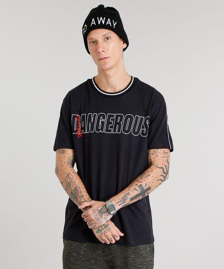 Camiseta-Masculina--Minds-Dangerous--Manga-Curta-Gola-Careca-Preta-9084171-Preto_1