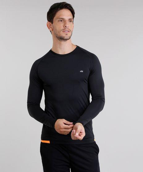 Camiseta-Masculina-Esportiva-Ace-com-Protecao-UV50--Manga-Longa-Gola-Redonda-Preta-8285743-Preto_1