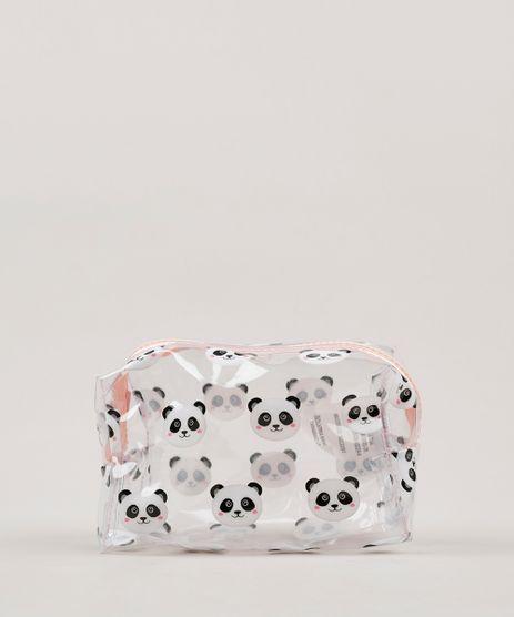 Necessaire-Feminina-Estampada-de-Pandas-Branca-9013297-Branco_1