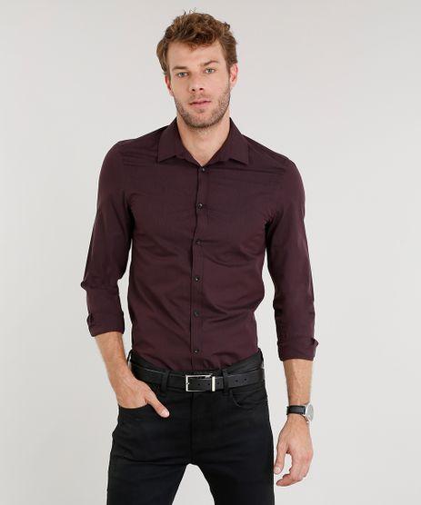 Camisa-Masculina-Slim-Listrada-Manga-Longa-Roxa-8855329-Roxo_1