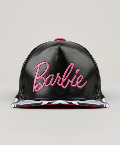 Bone-Infantil-Barbie-Preto-9057679-Preto_1