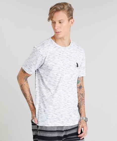 Camiseta-Masculina-Flame-com-Estampa--Tubarao--Manga-Curta-Gola-Careca-Branca-9028192-Branco_1