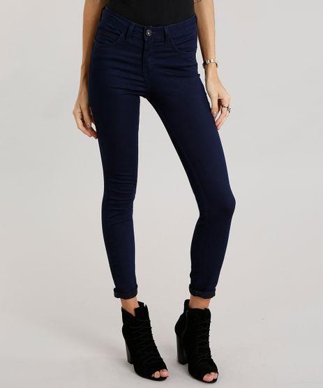 Calca-Jeans-Feminina-Super-Skinny-Azul-Escuro-9050021-Azul_Escuro_1