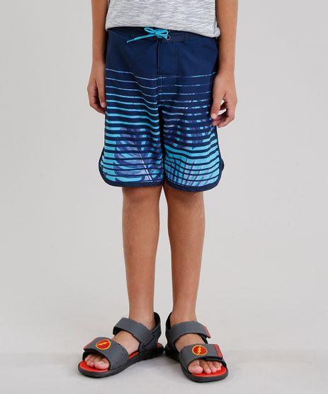 Bermuda-Surf-Infantil-Listrada-Azul-Marinho-8861429-Azul_Marinho_1