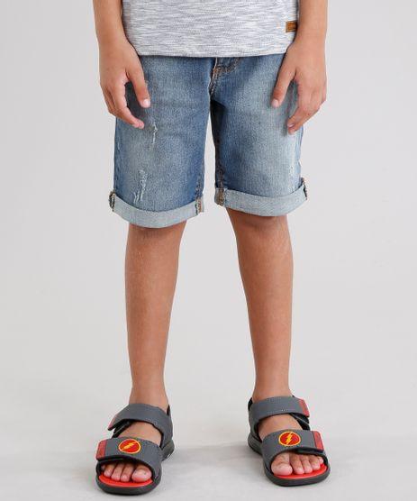 Bermuda-Jeans-Infantil-Azul-Medio-8825679-Azul_Medio_1