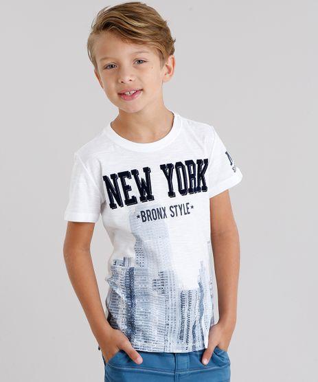 Camiseta-Infantil--New-York--Manga-Curta-Gola-Redonda-Off-White-9047761-Off_White_1