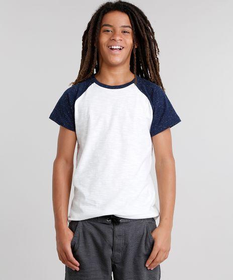Camiseta-Infantil-Flame-Gola-Careca-Manga-Curta-Raglan-Branco-9036625-Branco_1