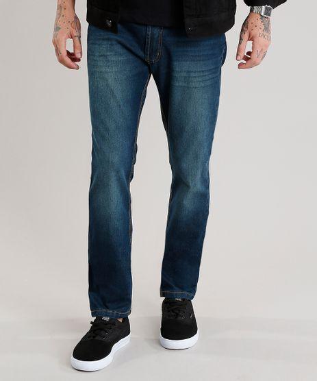 Calca-Jeans-Masculina-Slim-Azul-Escuro-8257183-Azul_Escuro_1