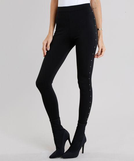 Calca-Legging-Feminina-com-Tachas-Preta-9044517-Preto_1