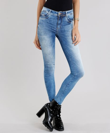 Calca-Jeans-Feminina-Super-Skinny-Sawary-Azul-Claro-9058663-Azul_Claro_1