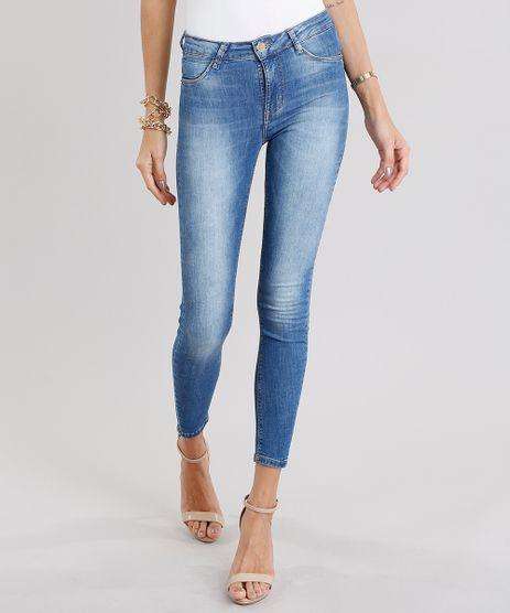 Calca-Jeans-Feminina-Cigarrete-Sawary-Azul-Medio-9135580-Azul_Medio_1