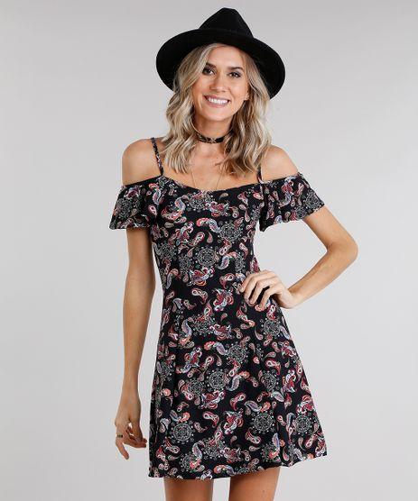 Vestido-Feminino-Open-Shoulder-Estampado-Etnico-Preto-9033238-Preto_1