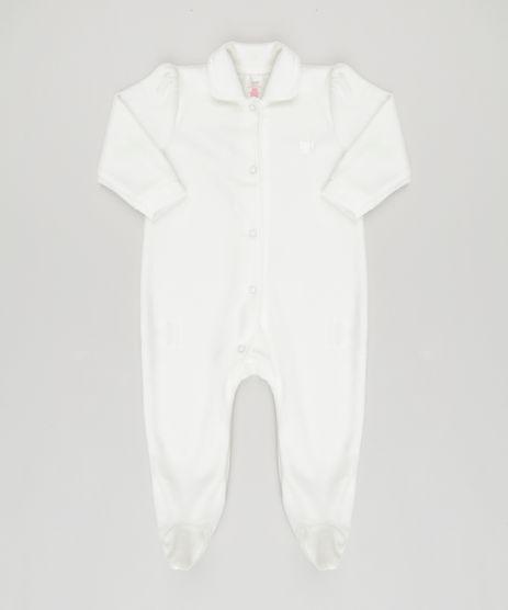 Macacao-Infantil-em-Plush-de-Algodao---Sustentavel-Off-White-8859097-Off_White_1