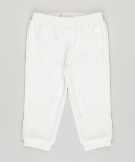Calca-Infantil-em-Plush-de-Algodao---Sustentavel-Off-White-8859089-Off_White_1