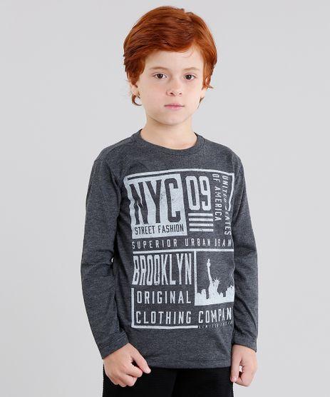 Camiseta-Infantil--NYC--Manga-Longa-Gola-Careca-Cinza-Mescla-Escuro-9082205-Cinza_Mescla_Escuro_1