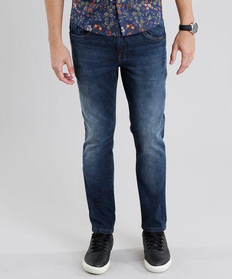 Calca-Jeans-Masculina-Slim-Azul-Escuro-9100159-Azul_Escuro_1