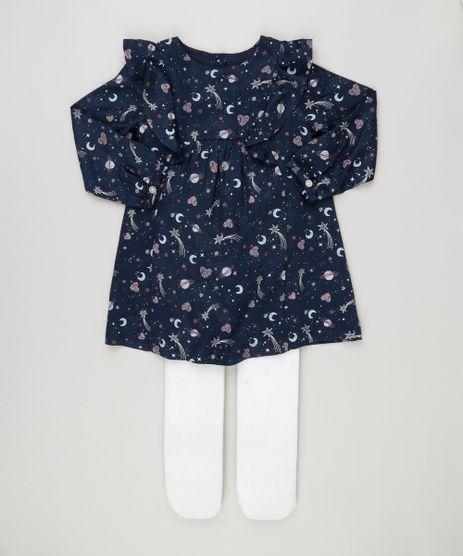 Vestido-Infantil-Estampado-de-Estrelas-Manga-Longa---Meia-Calca-Azul-Marinho-8859335-Azul_Marinho_1