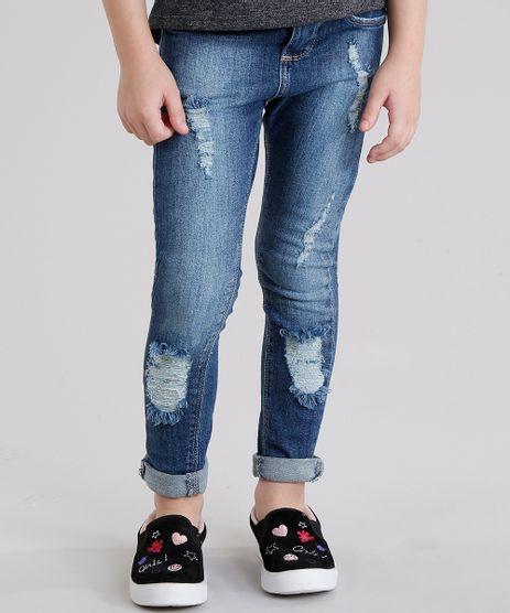 Calca-Jeans-Infantil-Destroyed-Azul-Medio-9044544-Azul_Medio_1