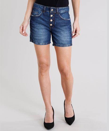 Short-Jeans-Feminino-Midi--Azul-Escuro-9141139-Azul_Escuro_1