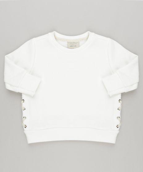 Blusao-Infantil-com-Lace-Up-em-Moletom-Decote-Redondo-Off-White-9140896-Off_White_1