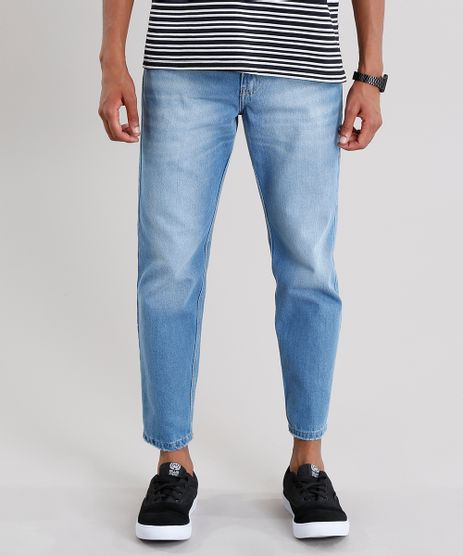//www.cea.com.br/calca-jeans-masculina-tapered-cropped-eco-recycle-azul-claro-9110311-azul_claro/p