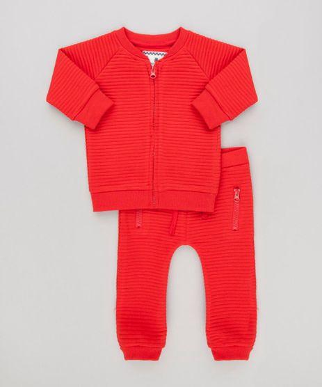 Conjunto-Infantil-de-Jaqueta-Bomber-Canelada---Calca-com-Ziper-Vermelho-8909820-Vermelho_1