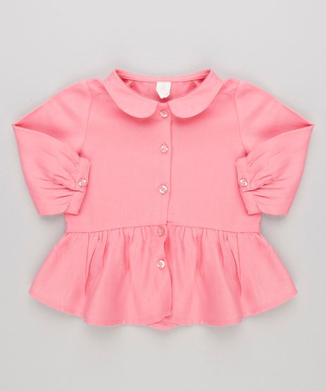 Camisa-Infantil-com-Babado-Manga-Longa--Rosa-8915315-Rosa_1