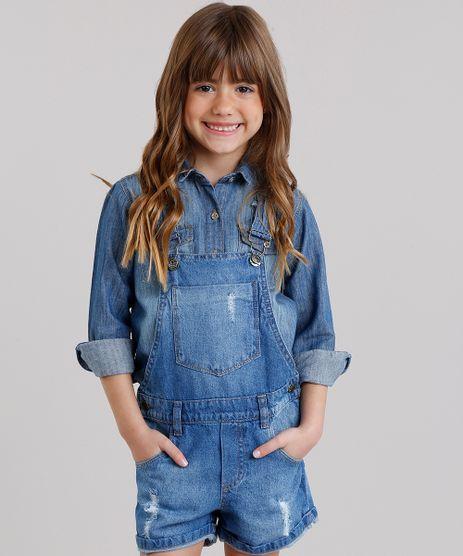 Jardineira-Jeans-Infantil-Destroyed-Azul-Medio-9150087-Azul_Medio_1
