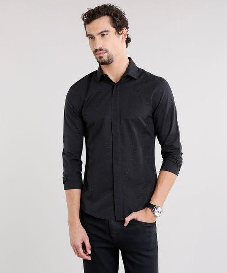 Camisa-Masculina-Slim-Manga-Longa-Preta-8856142-Preto_1